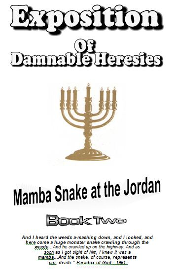 EODH Book 2 Mamba Snake At The Jordan